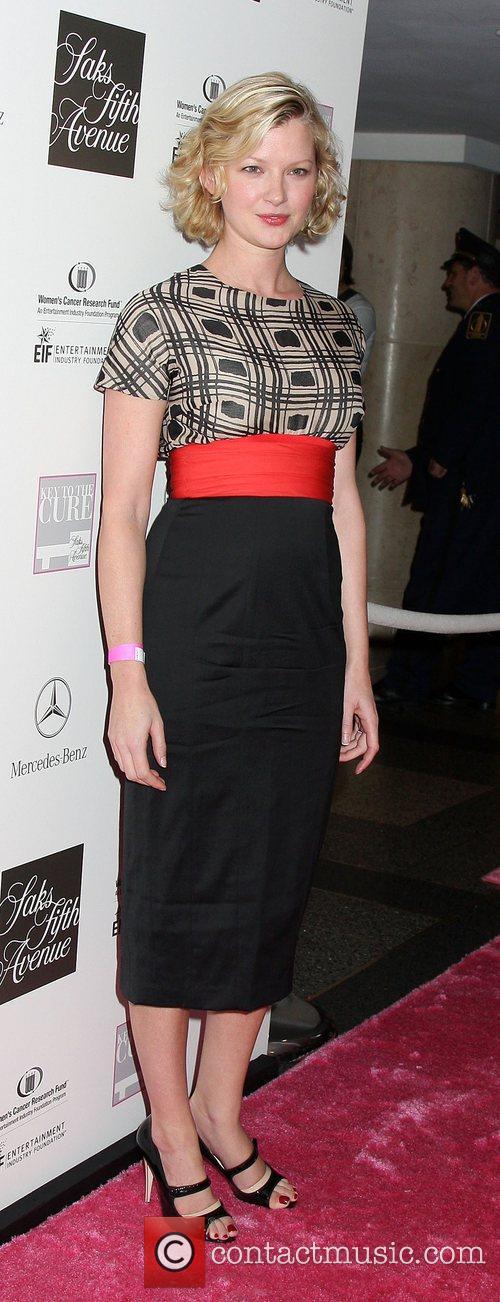 Gretchen Mol Viva La Cure benefiting EIF's Women's...