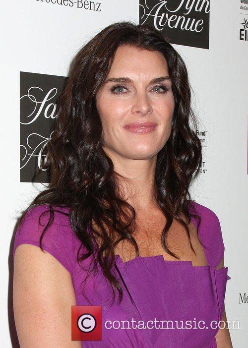 Brooke Shields Viva La Cure benefiting EIF's Women's...
