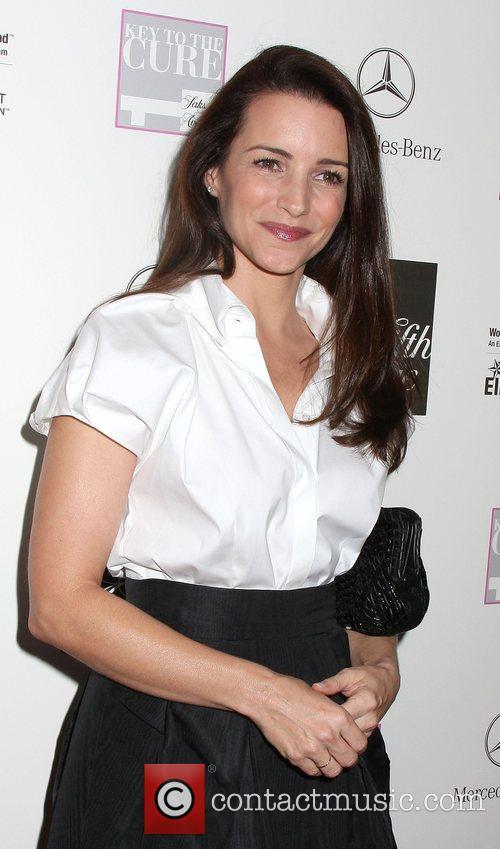Kristin Davis Viva La Cure benefiting EIF's Women's...