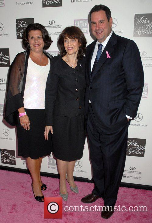 Karen Sandove, Guest and Steve Sadove Viva La...