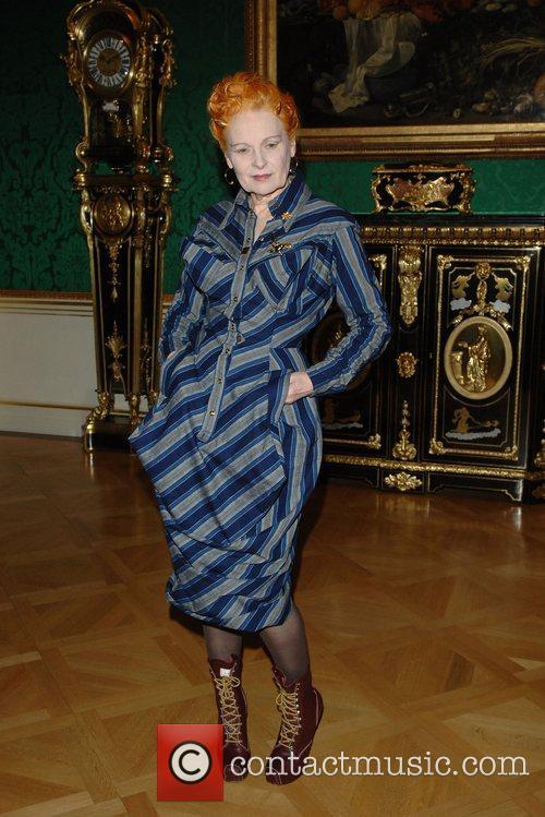 Vivienne Westwood: Arts Manifesto launch, held at Hertford...