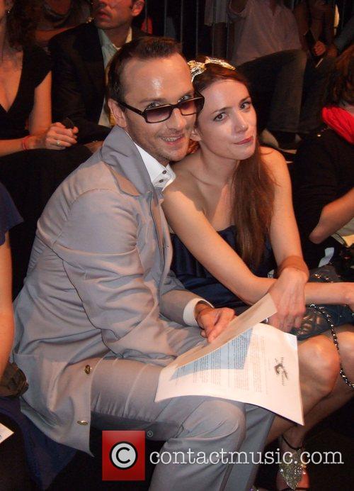 Hubertus Regout and Julia Malik Vivienne Westwood Fashion...