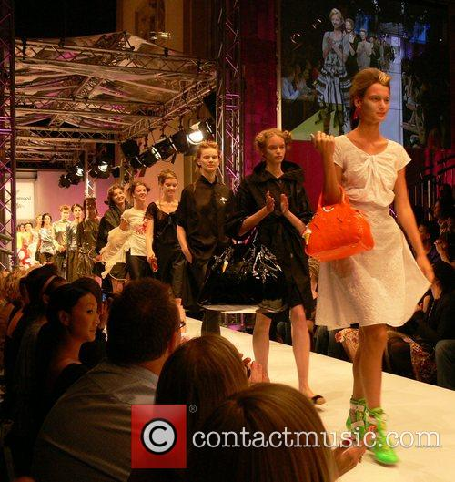 Vivienne Westwood Fashion Show during the Berlin Fashion...