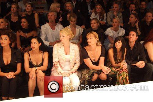 Verona Pooth, Chantal de Freitas, Franziska Knuppe, Franziska...