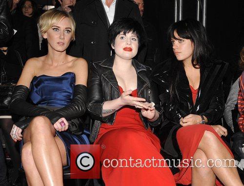Kimberly Stewart, Kelly Osbourne and Vivienne Westwood 15