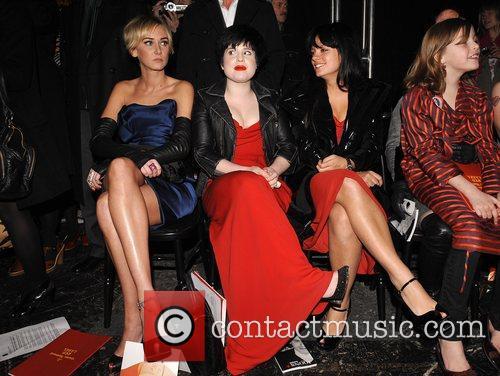 Kimberly Stewart, Kelly Osbourne and Vivienne Westwood 13