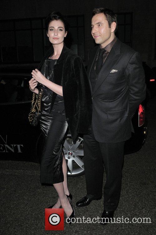 Erin O'connor and Vivienne Westwood 3