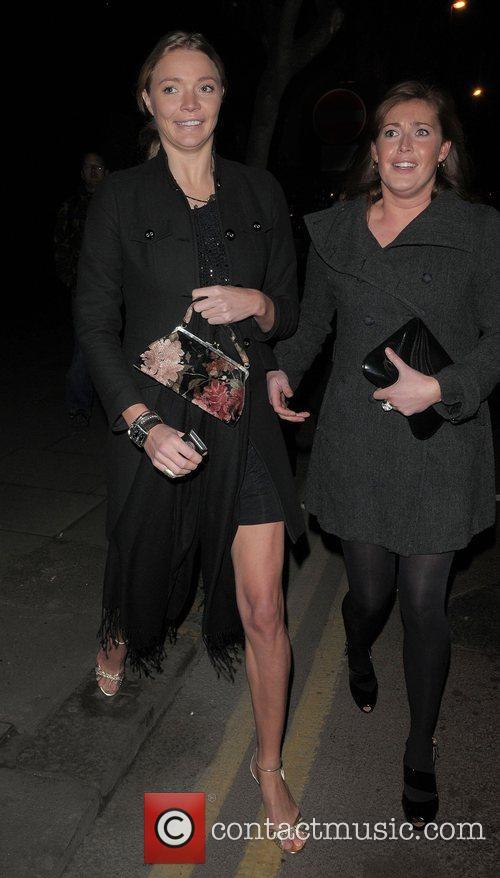 Jodie Kidd and Vivienne Westwood 1