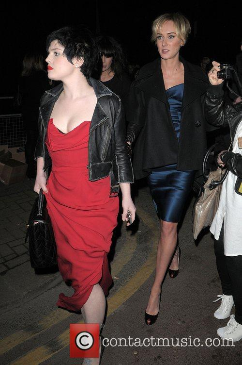 Kelly Osbourne and Vivienne Westwood 3