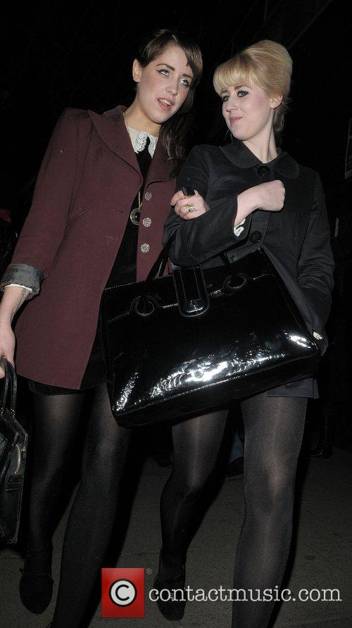 Peaches Geldof and Vivienne Westwood 3