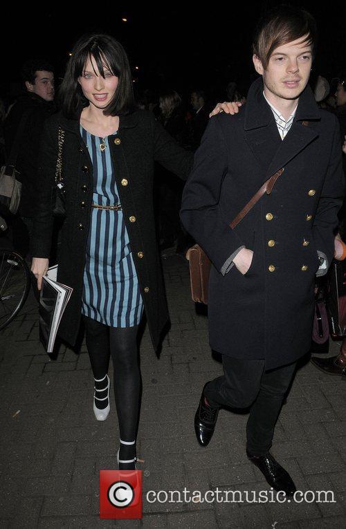 Sophie Ellis-bextor and Vivienne Westwood 4