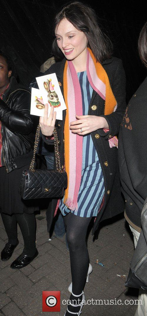 Sophie Ellis-bextor and Vivienne Westwood 3