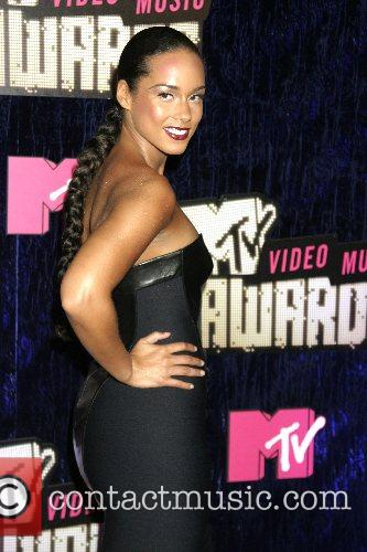 Alicia Keys, Las Vegas and Mtv 5