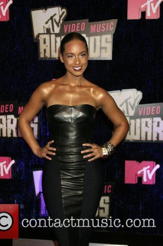 Alicia Keys, Las Vegas and Mtv 8