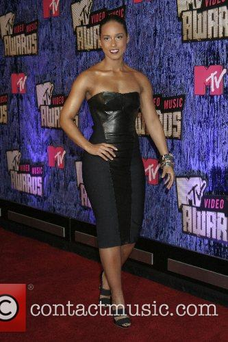 Alicia Keys, Las Vegas and Mtv 6