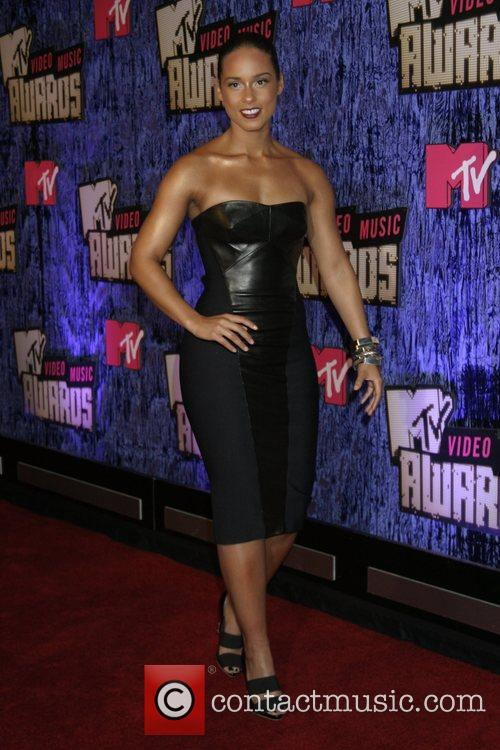 Alicia Keys, Las Vegas and Mtv 10