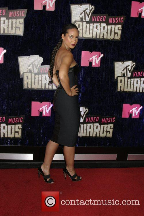 Alicia Keys, Las Vegas and Mtv 9