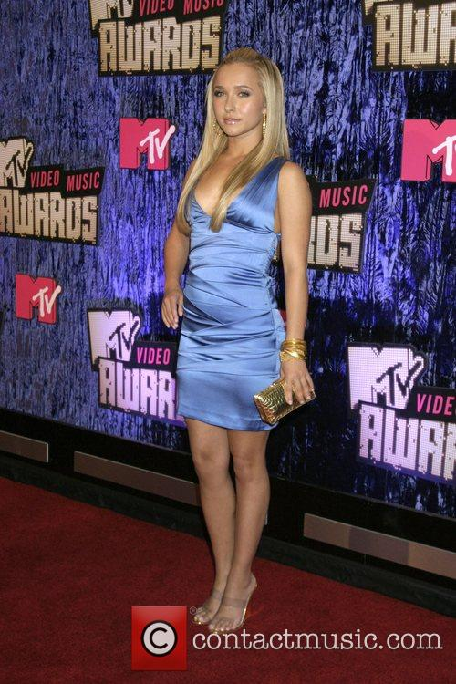 Hayden Panettiere, Las Vegas and Mtv 8
