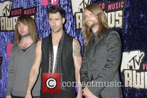 Maroon 5, Las Vegas and Mtv 2