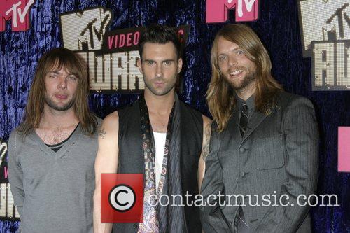 Maroon 5, Las Vegas and Mtv 1