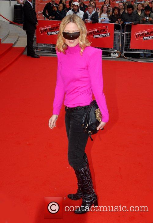 Guest Vodafone Live Music Awards - Arrivals London,...