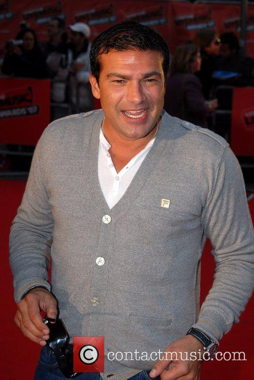 Tamer Hassan Vodafone Live Music Awards - Arrivals...