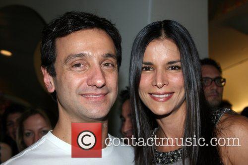 Catalina Sandino Moreno and Patricia Velasquez Carlos Miele...