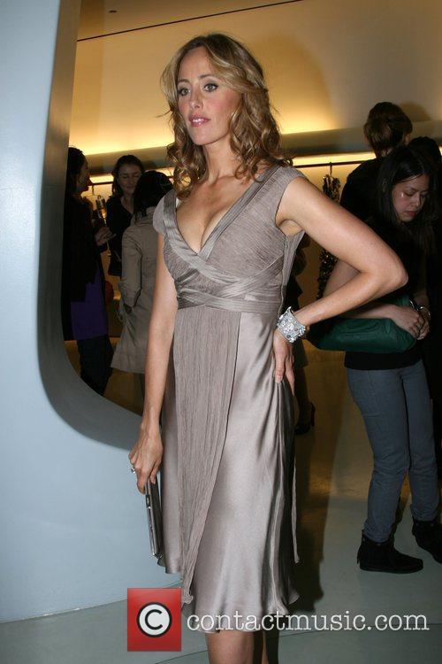 Kim Raver Carlos Miele and Vogue's Cocktail Celebration...