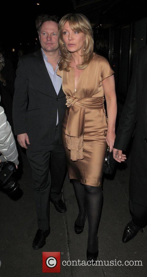 Guests at the Vogue Pre BAFTA Party...