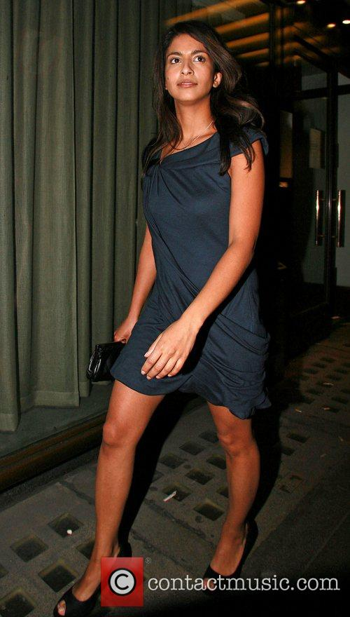 Konnie Huq Vogue Pre BAFTA Party  held...