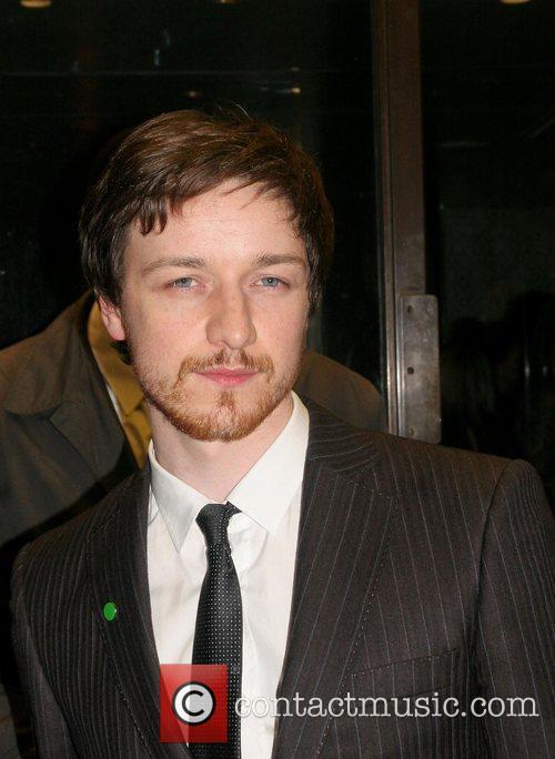James McAvoy Vogue Pre BAFTA Party  held...