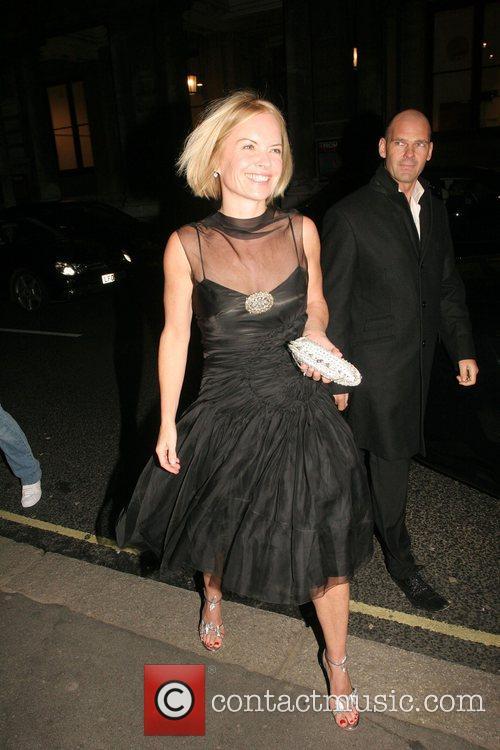 Mariella Frostrup Vogue Pre BAFTA Party  held...