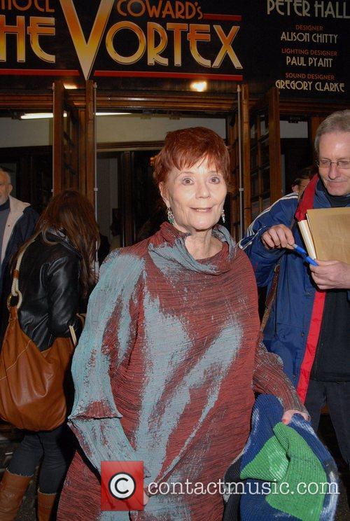 Thelma Holt The Vortex at the Apollo Theatre...