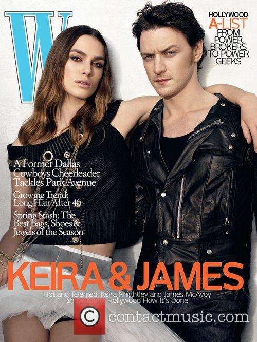 Keira Knightley and James Mcavoy 1