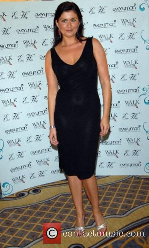 Amanda Lamb Walk With Cancer Ball - Arrivals...