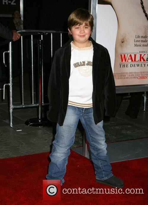 Connor Rayburn Premiere of 'Walk Hard: The Dewey...