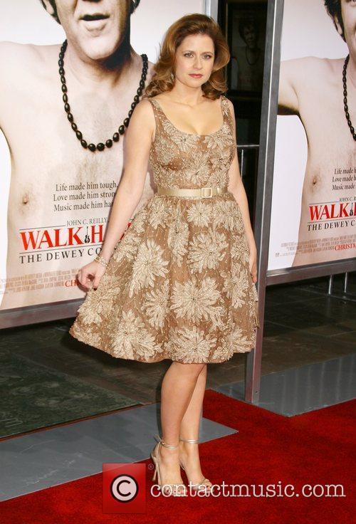 Jenna Fischer Premiere of 'Walk Hard: The Dewey...