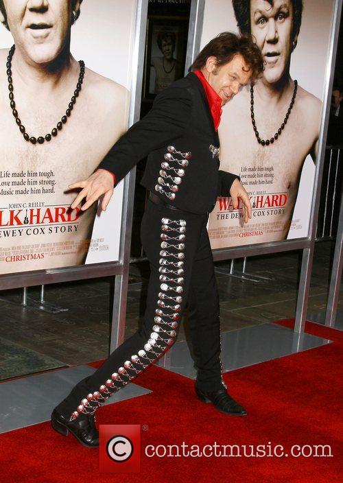 John C. Reilly Premiere of 'Walk Hard: The...