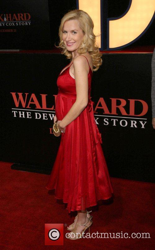 Angela Kinsey  Premiere of 'Walk Hard: The...