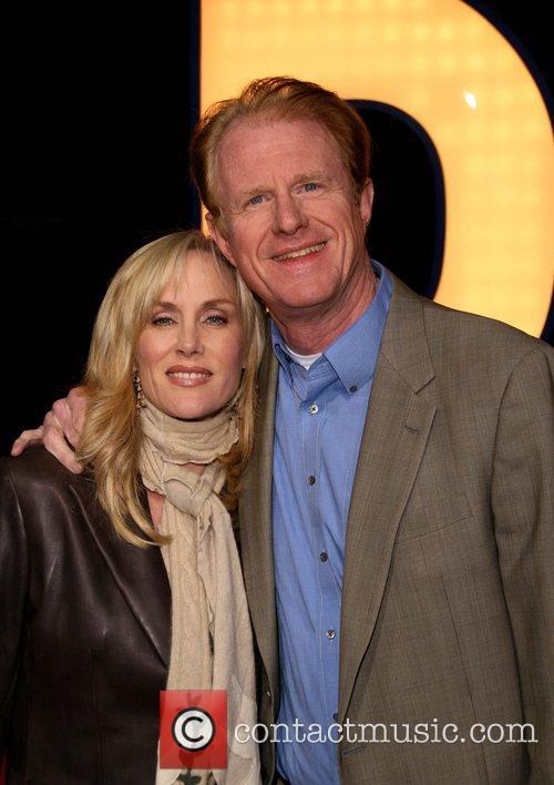 Ed Begley Jr and Rachelle Carson  Premiere...