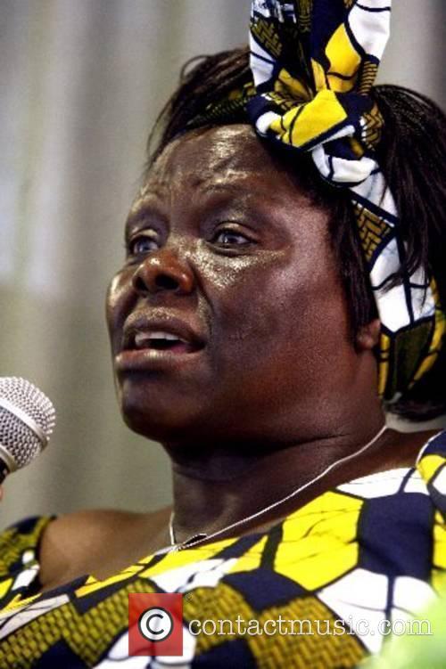 Wangari Maathai 4