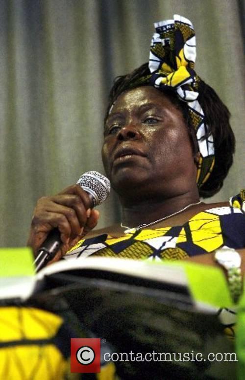 Wangari Maathai 6