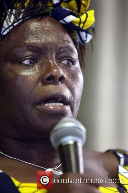 Wangari Maathai 5
