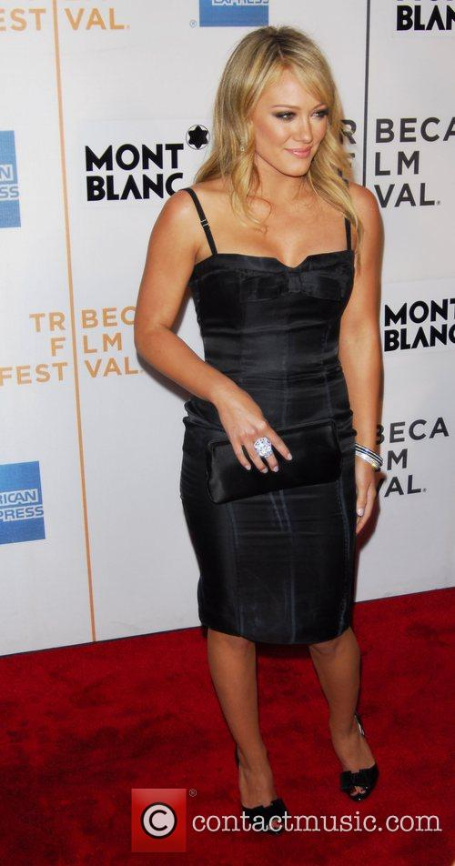 Hilary Duff, Tribeca Film Festival
