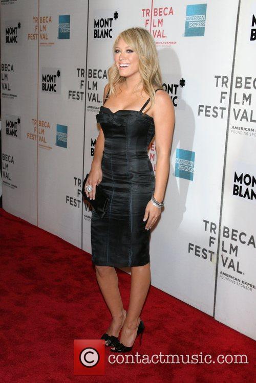 Hilary Duff, Tribeca Film Festival
