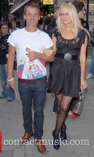 Julian Bennett and Hannah Sandling 2
