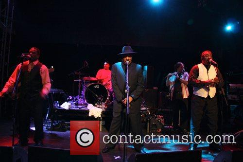 was (not was) performing at the islington academy 5125939