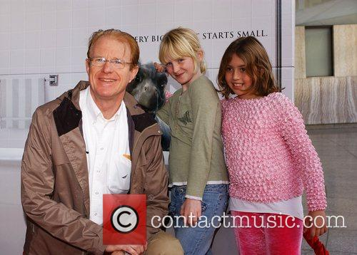 Ed Begley Jr. and family 'The Water Horse:...