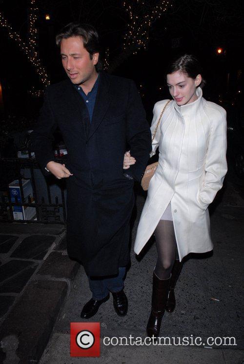 Raffaello Follieri and Anne Hathaway 1