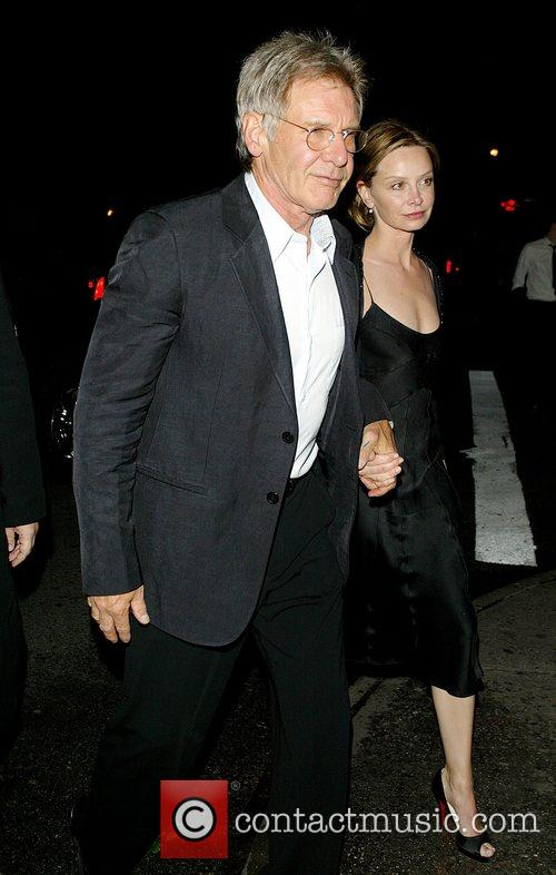 Harrison Ford and Calista Flockhart 2
